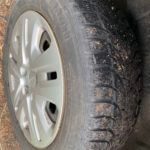 Tire view of 2015 Dodge Grand Caravan SXT