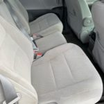 second row seating view of 2018 TOYOTA SIENNA