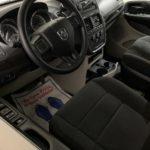 Interior driver seat view of 2013 Dodge Grand Caravan