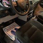 Interior driver seat view of 2019 Dodge Grand Caravan SE+